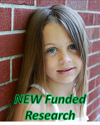 New Funded Research - Young Girl